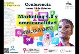 Actualidad - Conferencia sobre Marketing 4.0 y omnicanalidad
