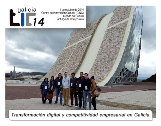 Digital Transformation and Business Competitiveness in Galicia